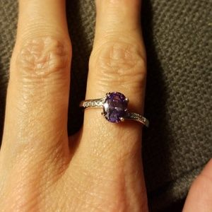 Purple gen ring